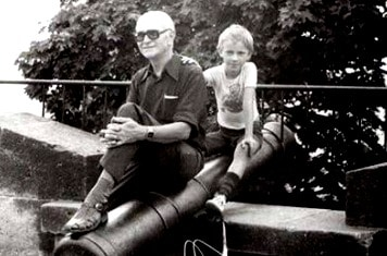 Z Dziadkiem w Czechosłowacji