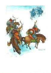 Mongołowie!