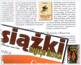 Książki. Magazyn Literacki