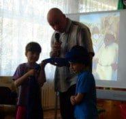 W przedszkolu w Chełmie