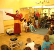 W szkole na Piątkowie