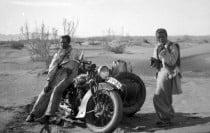 Na pustyni Beludżystanu