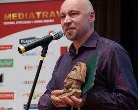 Na festiwalu Mediatravel 2012 w Łodzi