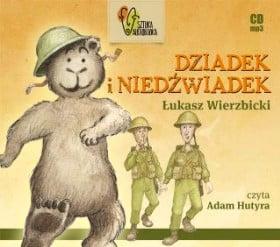 Dziadek i niedźwiadek na audiobooku