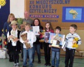 Z finalistami konkursu w Nowej Soli