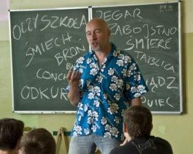 Warsztaty Słowa w Brzozie (fot. Gosia Kulesza)
