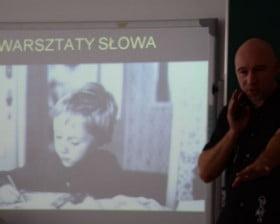 Warsztaty słowa (fot. Urszula Wacławczyk)