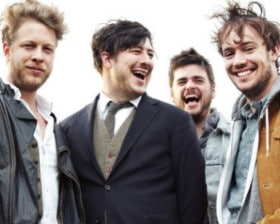 Mumford & Sons, 2012 (fot. Andrew Whitton/NME)