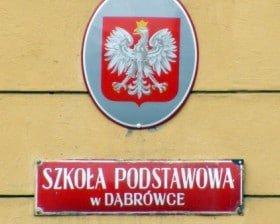 Szkoła Podstawowa w Dąbrówce