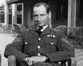 Stanisław Bujakowski w R.A.F. Transport Command