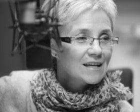 Ilona Szwajcer (fot. Przemek Modliński - www.radiomerkury.pl)