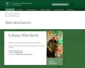Absolwent (www.ue.poznan.pl)