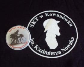 Szkolne Koło Turystyczne w Kowanówku...