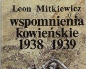 Wspomnienia kowieńskie 1938-1939
