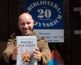 """""""Wróżby dla Kuźmy"""" w Bibliotece Raczyńskich"""