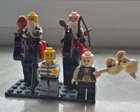 Jan, Benedykt i przyjaciele... z LEGO