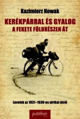 Kazimierz Nowak po węgiersku...