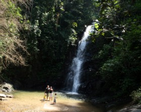 Wodospad Durian Perangin