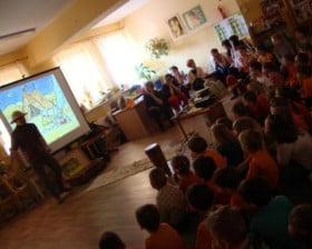 W Przedszkolu Samorządowym w Ujeździe