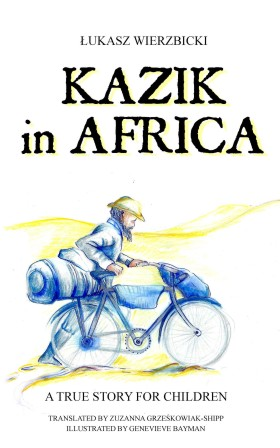 Kazik in Africa - cover