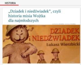 Dziadek i niedźwiadek - wpolityce.pl