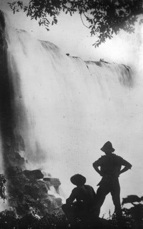 wodospad Iquacu