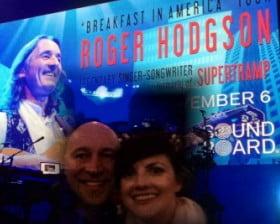 Na koncercie Rogera Hodgsona