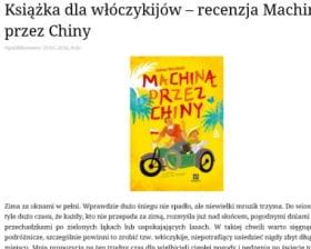 Książka dla włóczykijów